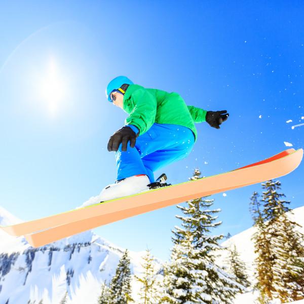 Place au ludique et à la détente avec le ski de randonnée !